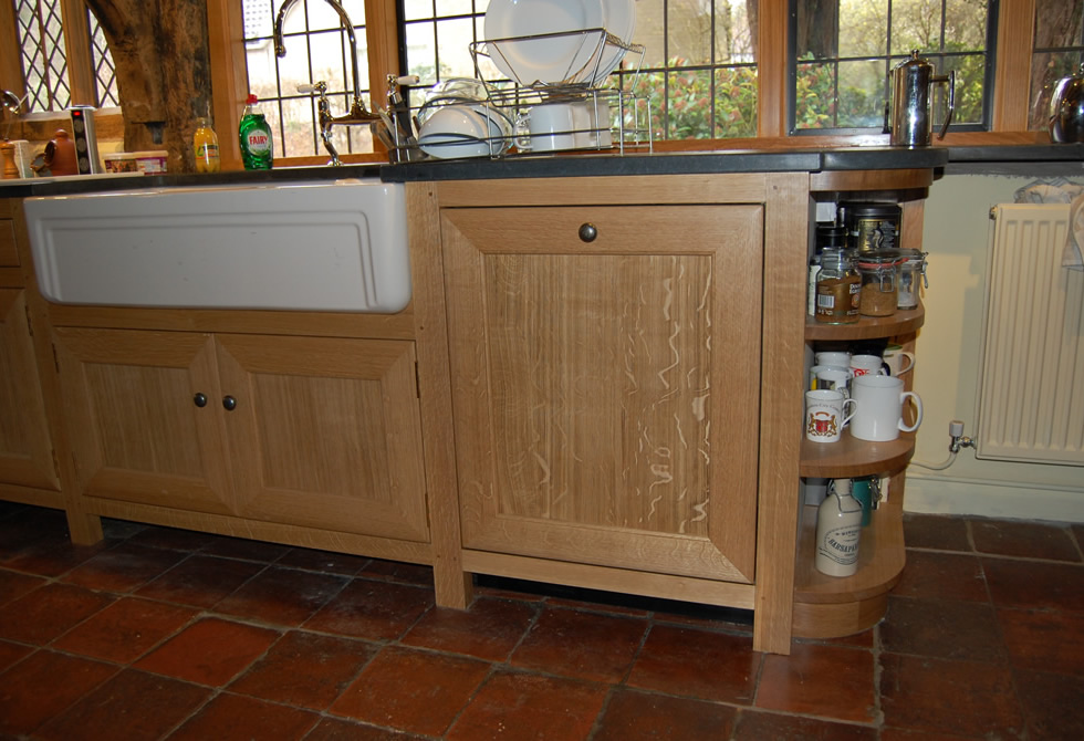Handmade Kitchen Cabinets   Andrew Gibbens Furniture LTD