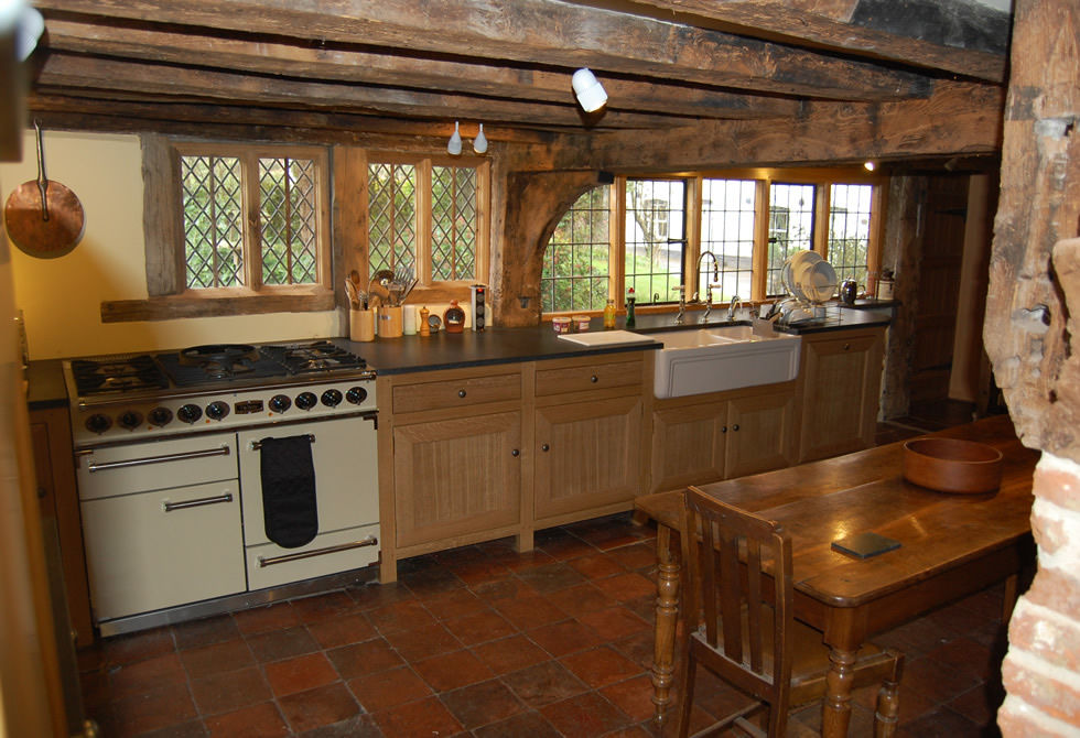 Handmade Kitchen Cabinets | Andrew Gibbens Furniture LTD